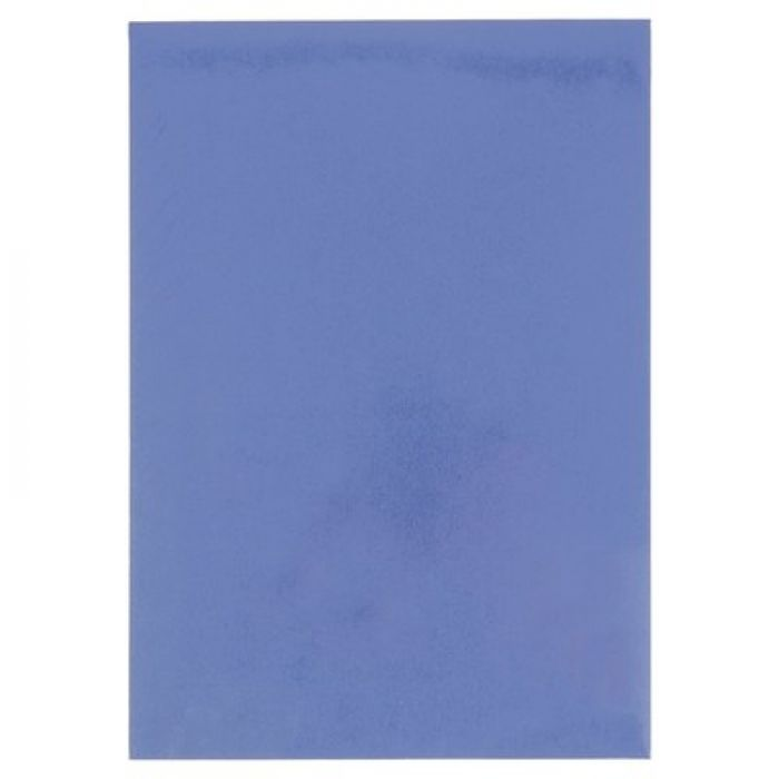 Ярко-синий жемчужный картон А4 для скрапбукинга