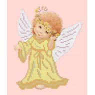 Схема желтый ангел