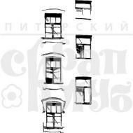 Штамп окна