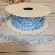 Лента голубая для малыша