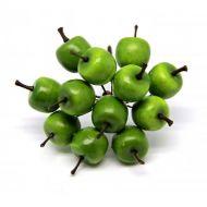 Букетик из зелёных яблок