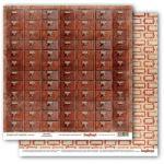 Бумага архив, коллекция архив