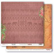 Бумага дивный мир, коллекция тропикана