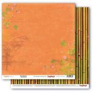 Бумага эвкалипт и бамбук, коллекция тропикана