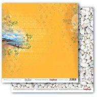 Бумага галечный пляж, коллекция средиземноморье