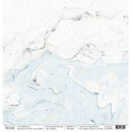 Бумага марбл, коллекция в облаках