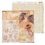Бумага медузы, коллекция Одиссея