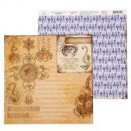 Бумага морские обитатели, коллекция Одиссея