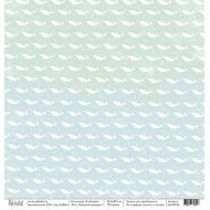 Бумага морской единорог, коллекция в облаках