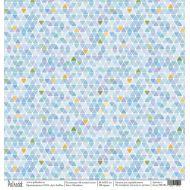 Бумага мозаика, коллекция млечный путь