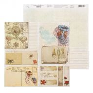 Бумага плашки, коллекция Одиссея