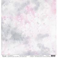 Бумага розовая луна , коллекция хлопковые сны