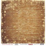 Бумага с Рождеством, коллекция с Рождеством