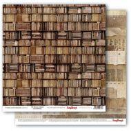 Бумага старая библиотека, коллекция архив