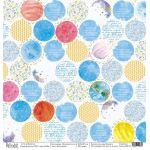 Бумага вселенная, коллекция млечный путь