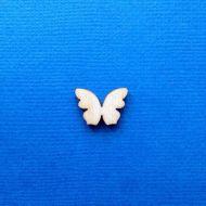 Декоративный элемент бабочка 15 мм