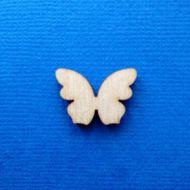 Декоративный элемент бабочка 20 мм