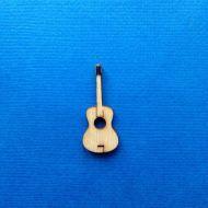 Декоративный элемент гитара 30 мм