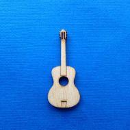 Декоративный элемент гитара 50 мм