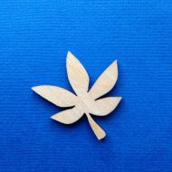 Декоративный элемент лист 30 мм