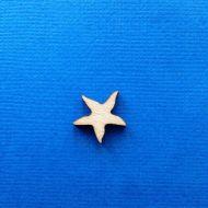Декоративный элемент морская звезда 15 мм