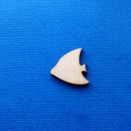 Декоративный элемент рыбка 15 мм