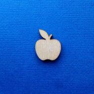 Декоративный элемент яблоко 15 мм