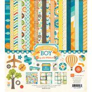 Набор бумаги All About A Boy 30,5 х 30,5 см