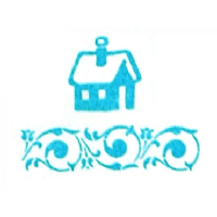 Штемпельная подушечка аквамарин для скрапбукинга