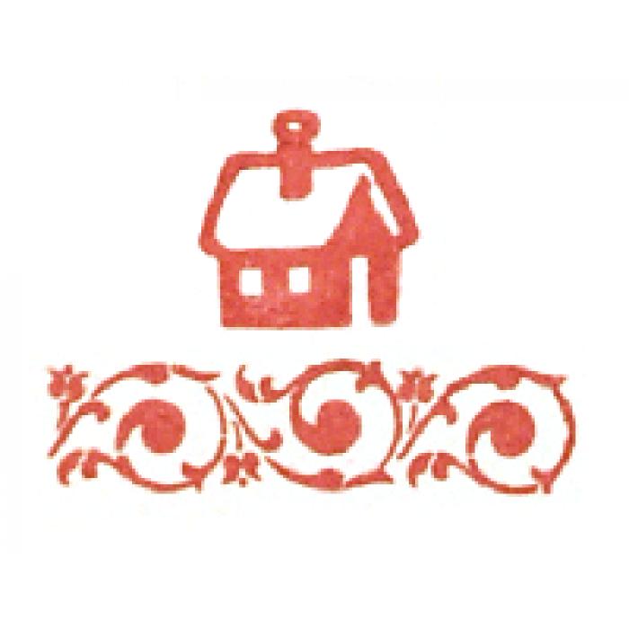 Штемпельная подушечка кардинал для скрапбукинга