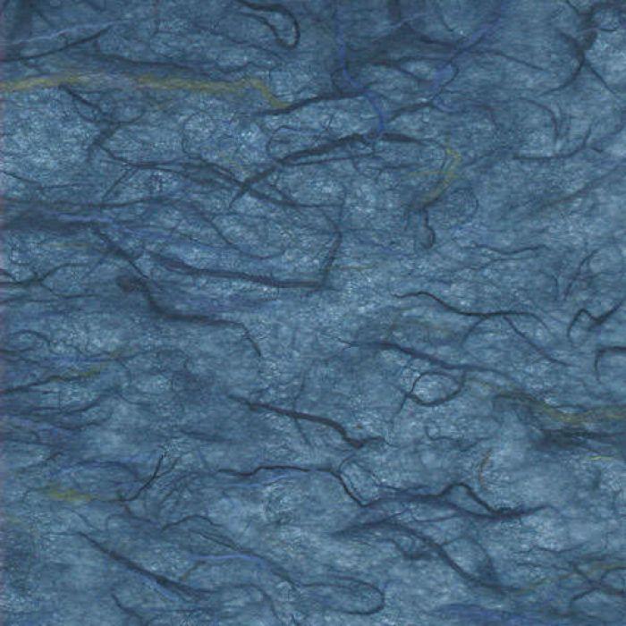 Синяя фоновая рисовая бумага для скрапбукинга