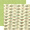 Набор бумаги Homegrown 30,5 х 30,5 см для скрапбукинга