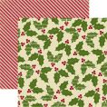 Набор бумаги Merry Christmas 30,5 х 30,5 см для скрапбукинга