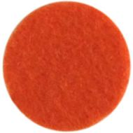 Фетр листовой оранжевый