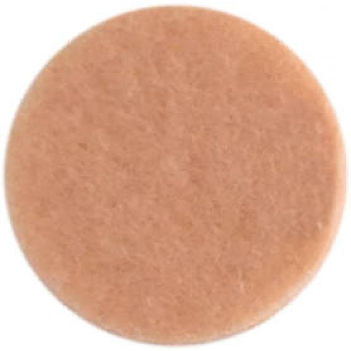 Фетр листовой персиковый для скрапбукинга