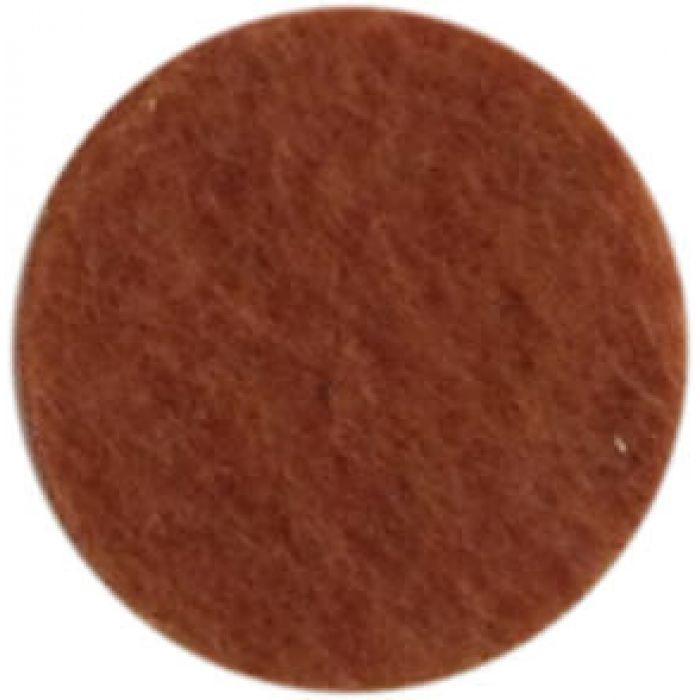 Фетр листовой терракот для скрапбукинга