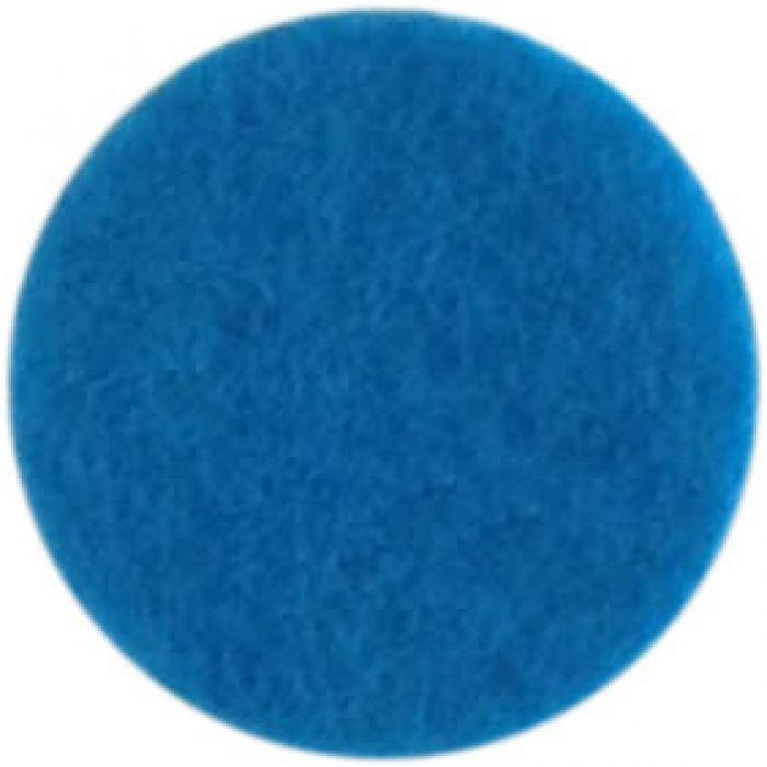 Фетр листовой голубой для скрапбукинга