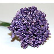 Букет декоративный фиолетовый
