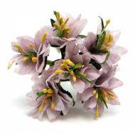 Букетик с сиреневыми цветочками