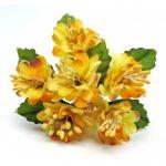 Букетик с жёлтыми цветочками