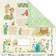 Бумага 1, коллекция краски лета