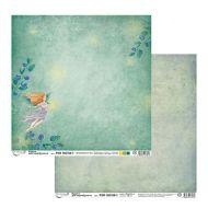 Бумага 1, коллекция зачарованный лес