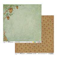 Бумага 4, коллекция зачарованный лес