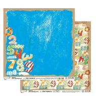 Бумага 6, коллекция праздник детства