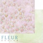 Бумага цветочная карамель, коллекция полет души