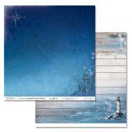 Бумага ДМБ-07, коллекция Дембельский альбом