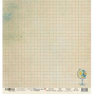 Бумага география, коллекция школьная пора