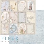 Бумага История семьи, коллекция Джентиль