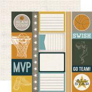 Бумага Journaling, коллекция All Star