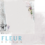 Бумага настроение, коллекция цветы прованса